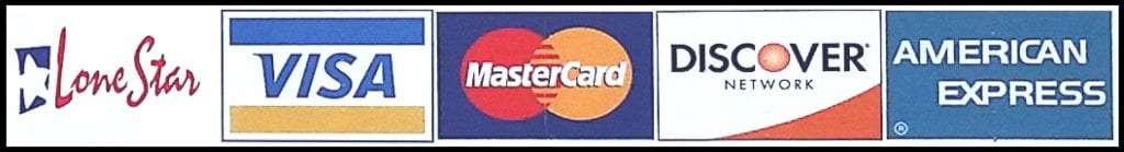 card logos side to side